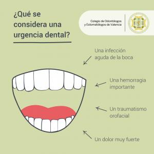 urgencias dentales covid. Icoev