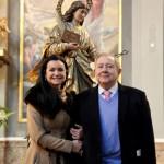 Dr Torrella con su hija Dra Mar Torrella